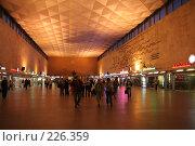 Купить «Московский вокзал Санкт-Петербурга ночью», фото № 226359, снято 21 августа 2007 г. (c) Евгений Батраков / Фотобанк Лори