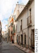 Традиционная испанская улица (2007 год). Редакционное фото, фотограф Дмитрий Яковлев / Фотобанк Лори