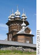 Купить «Карелия. Остров Кижи.Покровская церковь», фото № 229331, снято 10 июня 2007 г. (c) Инга Лексина / Фотобанк Лори