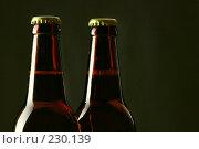 Купить «Пивные бутылки», фото № 230139, снято 16 октября 2019 г. (c) Роман Сигаев / Фотобанк Лори