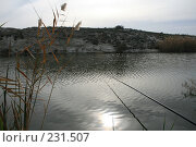 Купить «Утренняя рыбалка», фото № 231507, снято 24 февраля 2008 г. (c) Андрей Ильинский / Фотобанк Лори