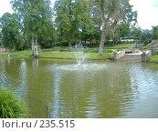 Латвия. Город Цесис. Парк (2007 год). Стоковое фото, фотограф maruta bekina / Фотобанк Лори