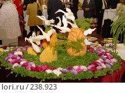 Купить «Композиция из овощей», фото № 238923, снято 29 сентября 2005 г. (c) Вадим Лигай / Фотобанк Лори