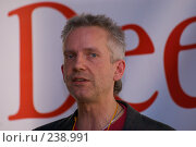 Купить «Василий Стрельникв, vj», фото № 238991, снято 19 января 2019 г. (c) Андрей Старостин / Фотобанк Лори