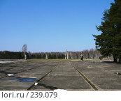 Купить «Латвия. Саласпилс. Мемориал - поле лагеря», фото № 239079, снято 29 марта 2008 г. (c) maruta bekina / Фотобанк Лори