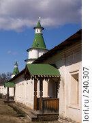 Купить «Истра. Воскресенский Ново-Иерусалимский монастырь», фото № 240307, снято 29 марта 2008 г. (c) Julia Nelson / Фотобанк Лори