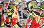 Граффити, фото № 241811, снято 27 мая 2017 г. (c) Роман Сигаев / Фотобанк Лори