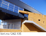 Купить «Архитектурные углы», фото № 242135, снято 2 апреля 2008 г. (c) RedTC / Фотобанк Лори