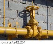 Купить «Большая газовая заслонка», фото № 242251, снято 16 октября 2018 г. (c) Григорий Погребняк / Фотобанк Лори