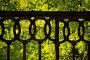 Детали чугунной ограды у камской набережной, Пермь, фото № 243563, снято 2 июня 2007 г. (c) Harry / Фотобанк Лори