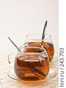 Купить «Чай», фото № 243703, снято 6 декабря 2005 г. (c) Кравецкий Геннадий / Фотобанк Лори