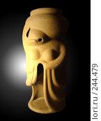 Купить «Женщина с большим кувшином на плече», фото № 244479, снято 25 марта 2008 г. (c) Гарастович Сергей Яковлевич / Фотобанк Лори