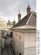 Купить «Музейный комплекс в Зарядье», фото № 244787, снято 4 апреля 2008 г. (c) Parmenov Pavel / Фотобанк Лори
