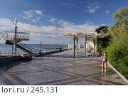 Купить «Ялта. Набережная.», эксклюзивное фото № 245131, снято 8 сентября 2004 г. (c) Дмитрий Неумоин / Фотобанк Лори