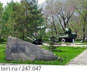 Мемориальный комплекс-музей «Салют, Победа!» в Оренбурге (2007 год). Редакционное фото, фотограф RuS / Фотобанк Лори