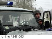 Купить «Боец», фото № 248063, снято 20 марта 2008 г. (c) Дмитрий Лемешко / Фотобанк Лори