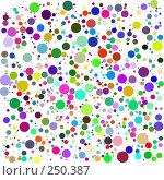 Купить «Цветные шарики», иллюстрация № 250387 (c) Losevsky Pavel / Фотобанк Лори