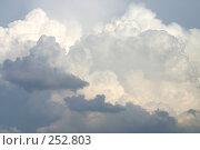 Купить «Тучки», фото № 252803, снято 25 июня 2006 г. (c) Коваленко Ирина / Фотобанк Лори
