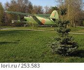 Купить «Самолет Ан-2», фото № 253583, снято 16 апреля 2008 г. (c) RuS / Фотобанк Лори