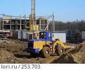 Купить «Строительство жилого комплекса в микрорайоне «1 Мая», Балашиха, Московская область», эксклюзивное фото № 253703, снято 9 апреля 2008 г. (c) lana1501 / Фотобанк Лори