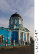 Купить «Ногинск. Богоявленский собор», фото № 254471, снято 7 апреля 2008 г. (c) Алексеенков Евгений / Фотобанк Лори
