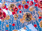 Новогоднее украшение большого торгового центра, фото № 256883, снято 1 января 2007 г. (c) Анатолий Заводсков / Фотобанк Лори