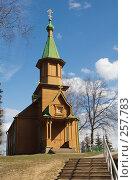 Купить «Эстония. Пюхтицкий Успенский женский монастырь», фото № 257783, снято 19 апреля 2008 г. (c) Игорь Соколов / Фотобанк Лори