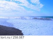 Купить «Черное море», фото № 258087, снято 25 марта 2008 г. (c) Лифанцева Елена / Фотобанк Лори