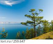 Купить «Озеро Байкал», фото № 259647, снято 3 сентября 2007 г. (c) Andrey M / Фотобанк Лори