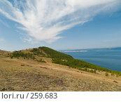 Купить «Озеро Байкал», фото № 259683, снято 3 сентября 2007 г. (c) Andrey M / Фотобанк Лори