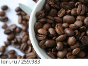 Купить «Кофе», фото № 259983, снято 25 марта 2008 г. (c) Юлия Смольская / Фотобанк Лори