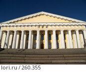 Купить «Горный институт», фото № 260355, снято 26 февраля 2008 г. (c) Бяков Вячеслав / Фотобанк Лори