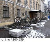 Купить «Кадетский корпус», фото № 260359, снято 29 февраля 2008 г. (c) Бяков Вячеслав / Фотобанк Лори