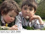 Купить «Задумался», фото № 261999, снято 24 апреля 2008 г. (c) Екатерина Соловьева / Фотобанк Лори