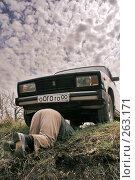 Утренняя молитва (2008 год). Редакционное фото, фотограф Николай Федорин / Фотобанк Лори