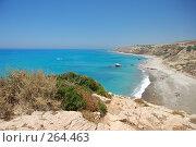 Купить «Кипр - побережье», фото № 264463, снято 27 мая 2018 г. (c) Елена Падарян / Фотобанк Лори