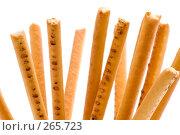 Купить «Хлебная соломка», фото № 265723, снято 28 апреля 2008 г. (c) Угоренков Александр / Фотобанк Лори