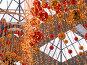 Новогоднее украшение большого торгового центра, фото № 266867, снято 1 января 2007 г. (c) Анатолий Заводсков / Фотобанк Лори