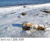 Берег, фото № 266939, снято 23 марта 2008 г. (c) Бяков Вячеслав / Фотобанк Лори