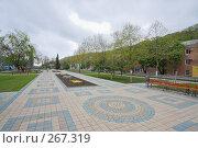 Купить «Туапсе. Сквер Чернобыльцев.», фото № 267319, снято 17 апреля 2008 г. (c) Иван Сазыкин / Фотобанк Лори