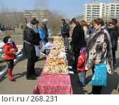 Купить «Булочки», фото № 268231, снято 1 мая 2008 г. (c) Геннадий Соловьев / Фотобанк Лори
