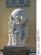 Купить «Санкт-Петербург. Адмиралтейство. Скульптурная композиция у входа», фото № 268771, снято 28 июня 2005 г. (c) Александр Секретарев / Фотобанк Лори