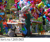"Москва. Парк ""Сокольники"" (2008 год). Редакционное фото, фотограф lana1501 / Фотобанк Лори"