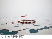 Купить «Круг вокруг Северного Полюса», фото № 269907, снято 10 августа 2007 г. (c) Ярослав Никитин / Фотобанк Лори