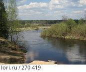 Купить «Весенний пейзаж», фото № 270419, снято 2 мая 2008 г. (c) Юлия Козинец / Фотобанк Лори