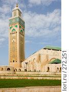 Купить «Касабланка. Мечеть короля Хассана второго», фото № 272251, снято 24 февраля 2008 г. (c) Олег Селезнев / Фотобанк Лори