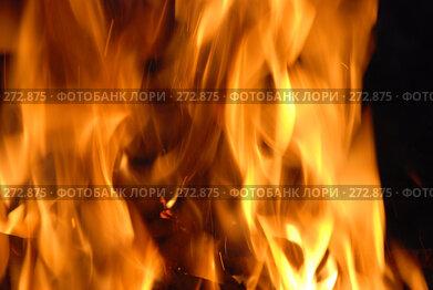 Купить «Огонь», фото № 272875, снято 1 мая 2008 г. (c) Смыгина Татьяна / Фотобанк Лори