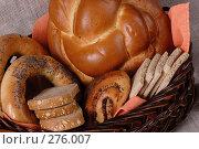 Купить «Хлеб», фото № 276007, снято 21 ноября 2004 г. (c) Кравецкий Геннадий / Фотобанк Лори