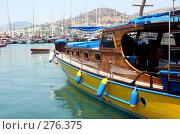 Купить «Яхты», фото № 276375, снято 18 июня 2019 г. (c) ElenArt / Фотобанк Лори