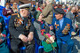 День Победы в Новороссийске - 2008 год, фото № 279339, снято 9 мая 2008 г. (c) Федор Королевский / Фотобанк Лори